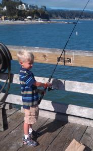 Fishing Capitola