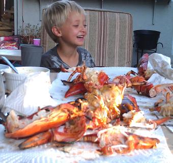 Lobster Smile