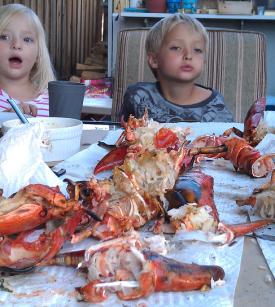 Lobster Stuffed